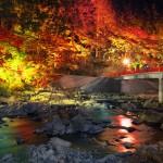 香嵐渓の紅葉「もみじまつり」に行ってみませんか!