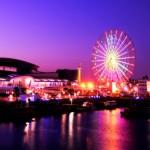名古屋港シートレインランドクリスマスイルミネーションへ行こう!