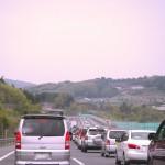 高速道路渋滞中の車内での暇つぶしや眠気覚まし方法!