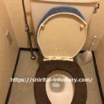 洋式トイレの便座にヒビ割れ!補修修理それとも交換?